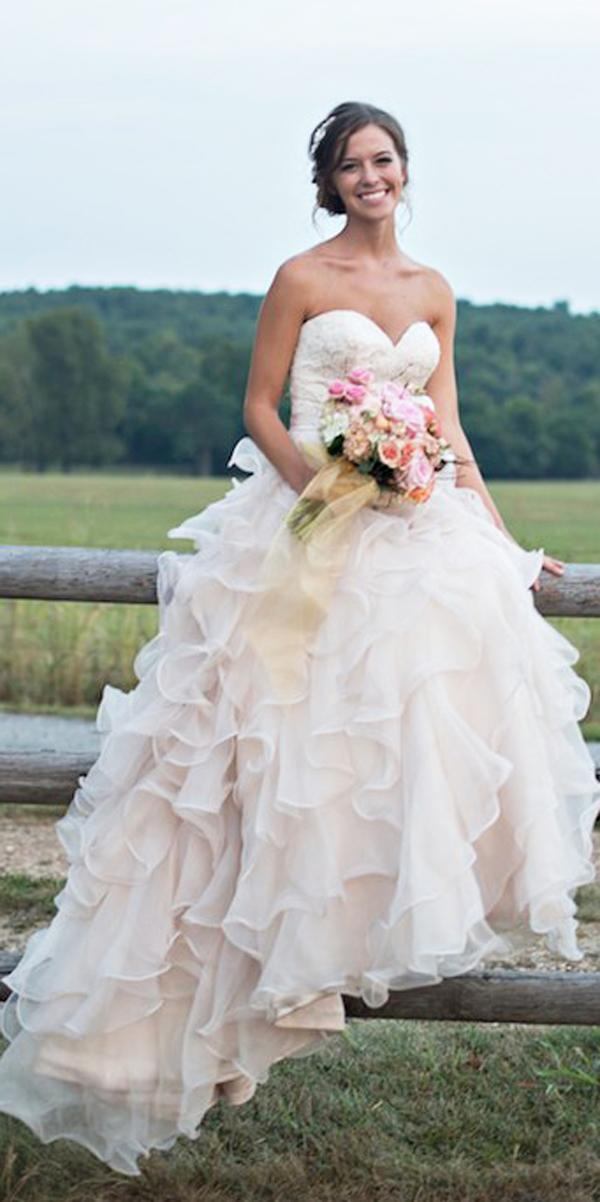 Country Camo Wedding Dresses To Choose For Celebration | Wedding ...