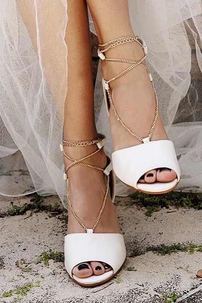 beach wedding shoes boho with low heels forever soles