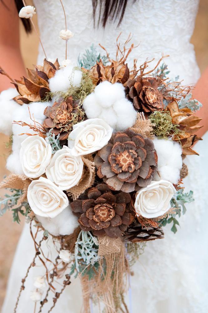 camo wedding bouquets rustic roses michaelradford