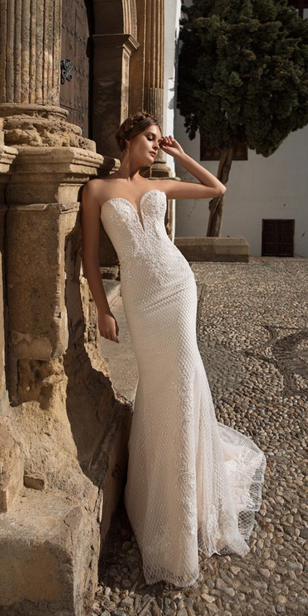 giovanna alessandro wedding dresses sheath sweetheart strapless sexy beach 2018