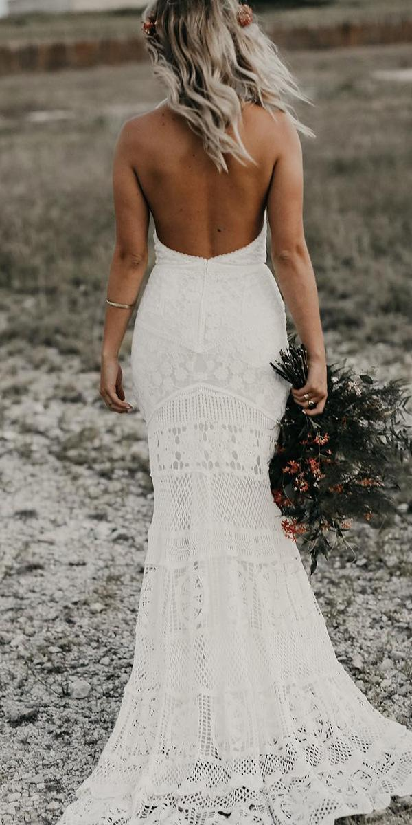 lace bridal gowns mermaid open back vintage love rsx society