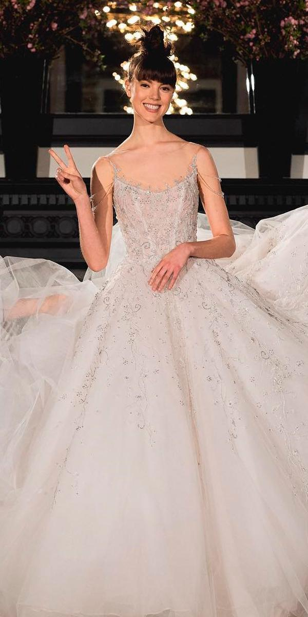 21 Princess Wedding Dresses For Fairy Tale Celebration ...