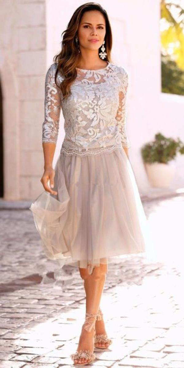 summer mother of the bride dresses lace top tulle skirt jd wiliams