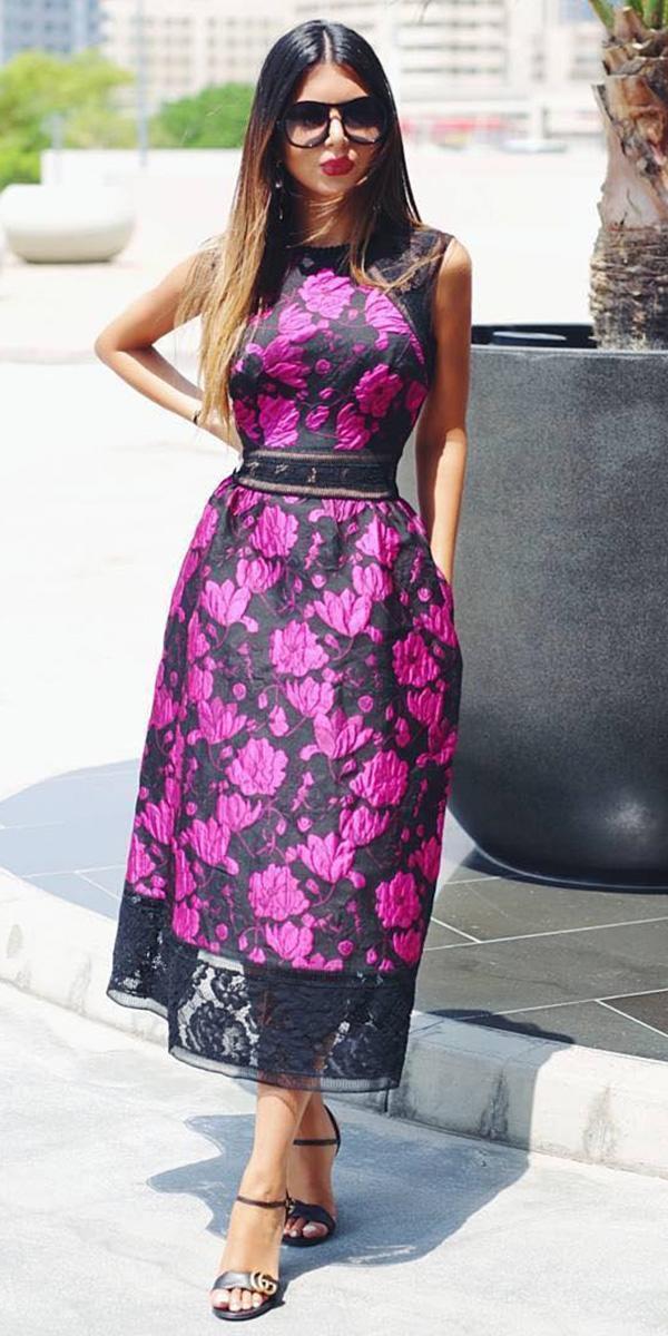 18 top wedding guest designer dresses for modern girls for Wedding guest designer dresses