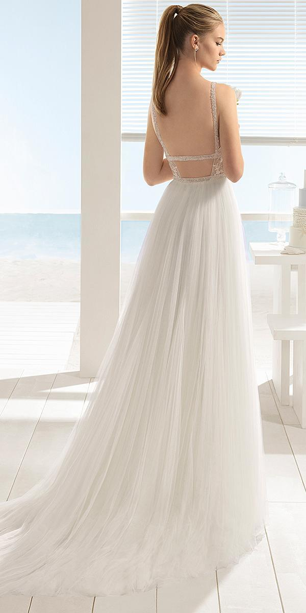 aire barcelona wedding dresses a line backless romantic 2018
