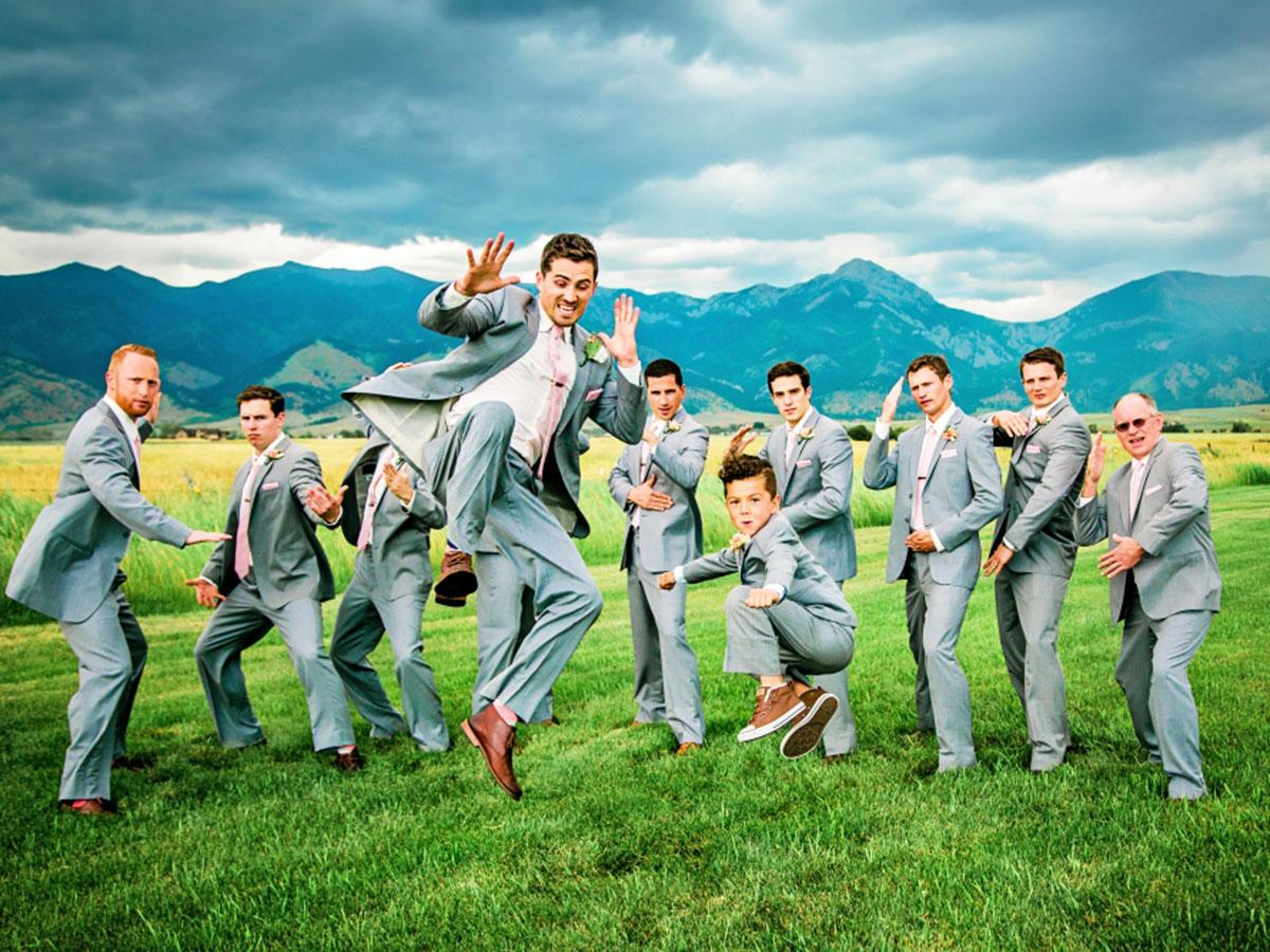 Groomsmen Suits Archives | Wedding Dresses Guide
