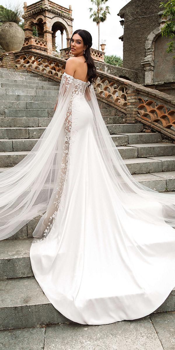 innocentia wedding dresses sheath floral 2019