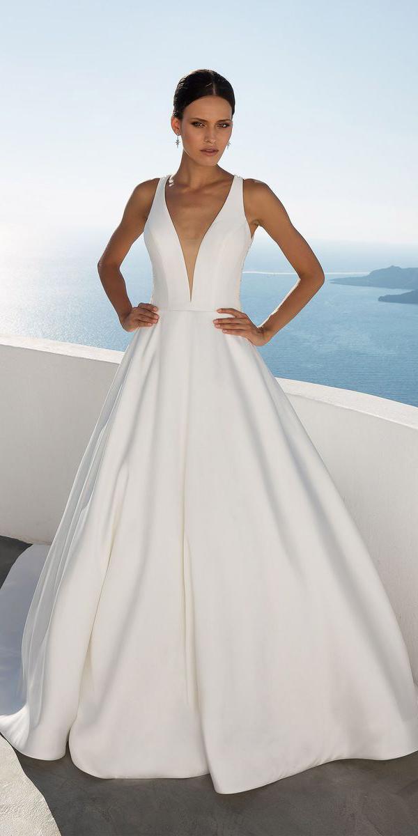 Justin Alexander Wedding Dresses Timeless Silhouettes