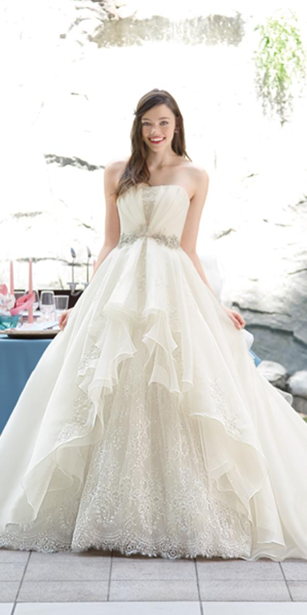 18 Fairytale Kuraudia Disney Wedding Dresses | Wedding Dresses Guide