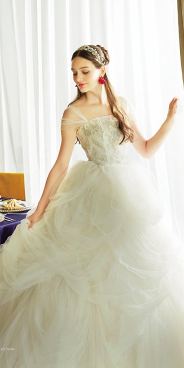 18 Fairytale Kuraudia Disney Wedding Dresses | Wedding Dresses Guide