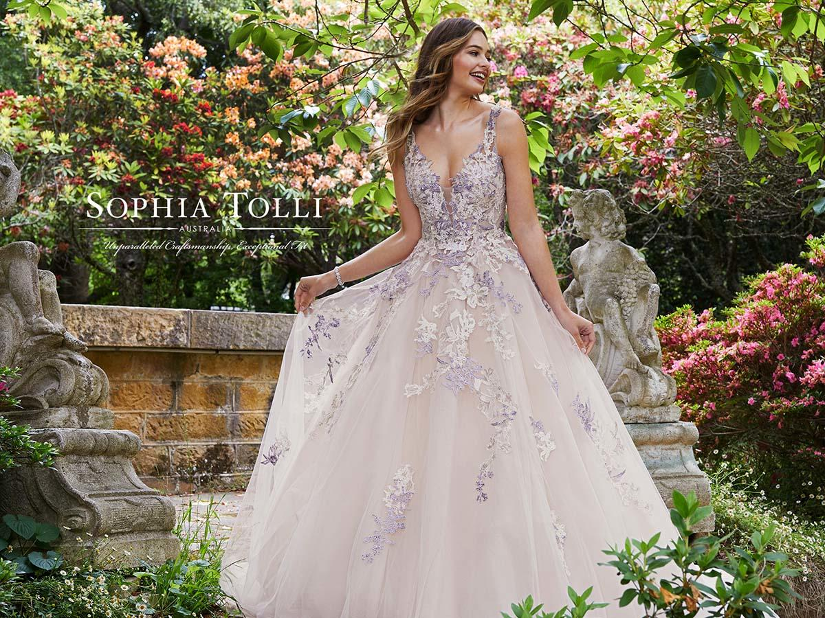Wedding Dresses: Marvellous Sophia Tolli Wedding Dresses 2019