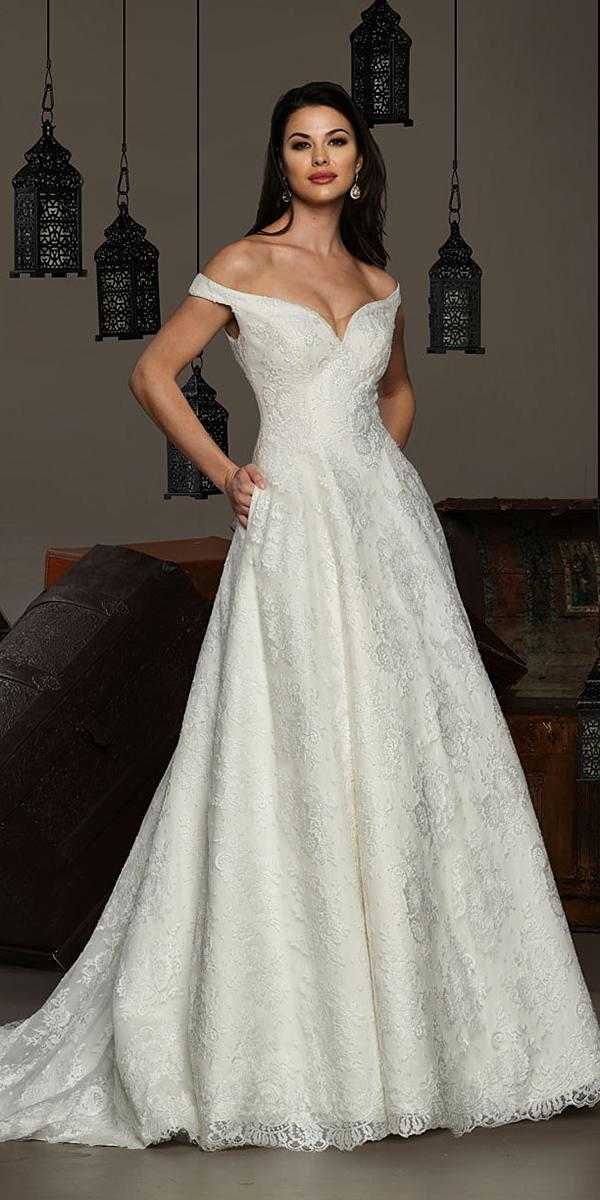 cristiano lucci wedding dresses a line off the shoulder sweetheart full lace