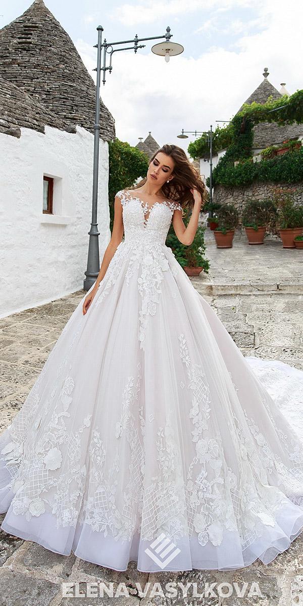 Princess Elena Vasylkova Wedding Dresses 2018 Wedding