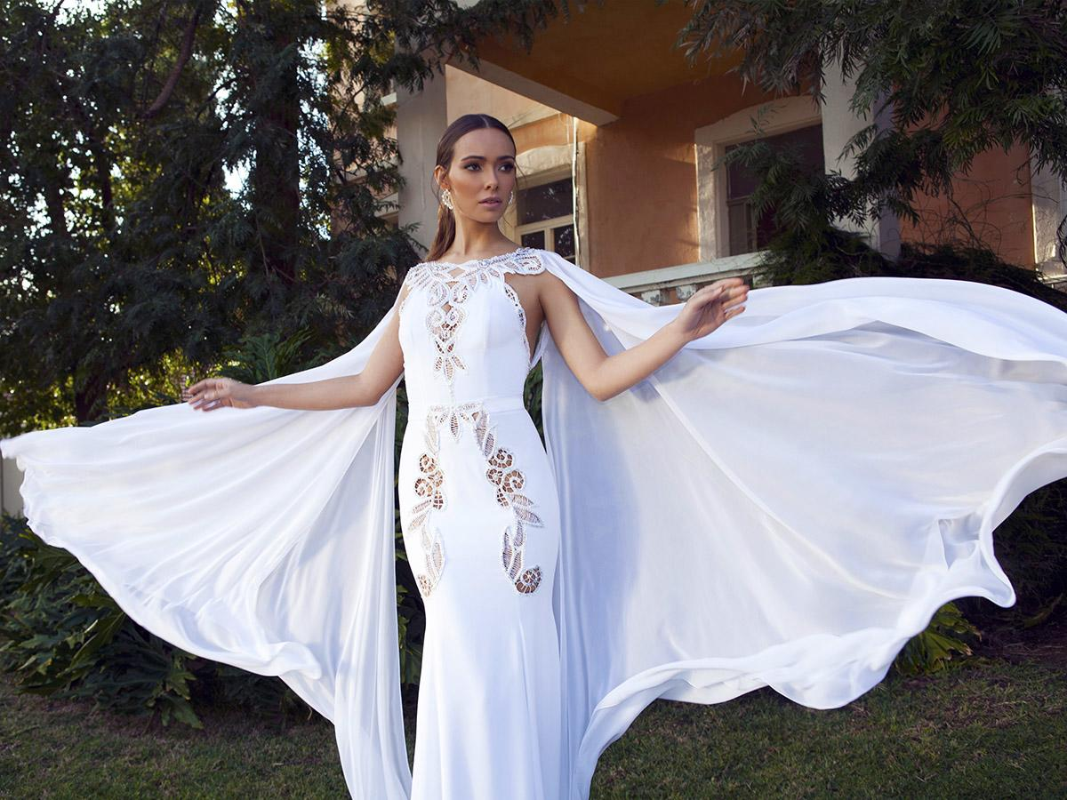 alternative wedding dress featured lior charchy