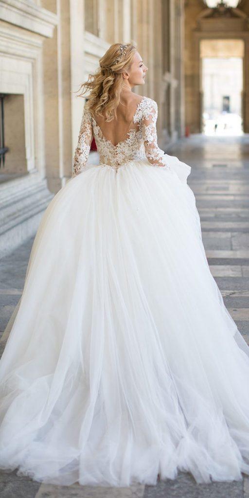 21 Princess Wedding Dresses For Fairy Tale Celebration Wedding