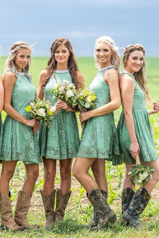 18 Bridesmaid Dresses Under 100 By Lulu S: 18 Short Bridesmaids Dresses For Any Wedding
