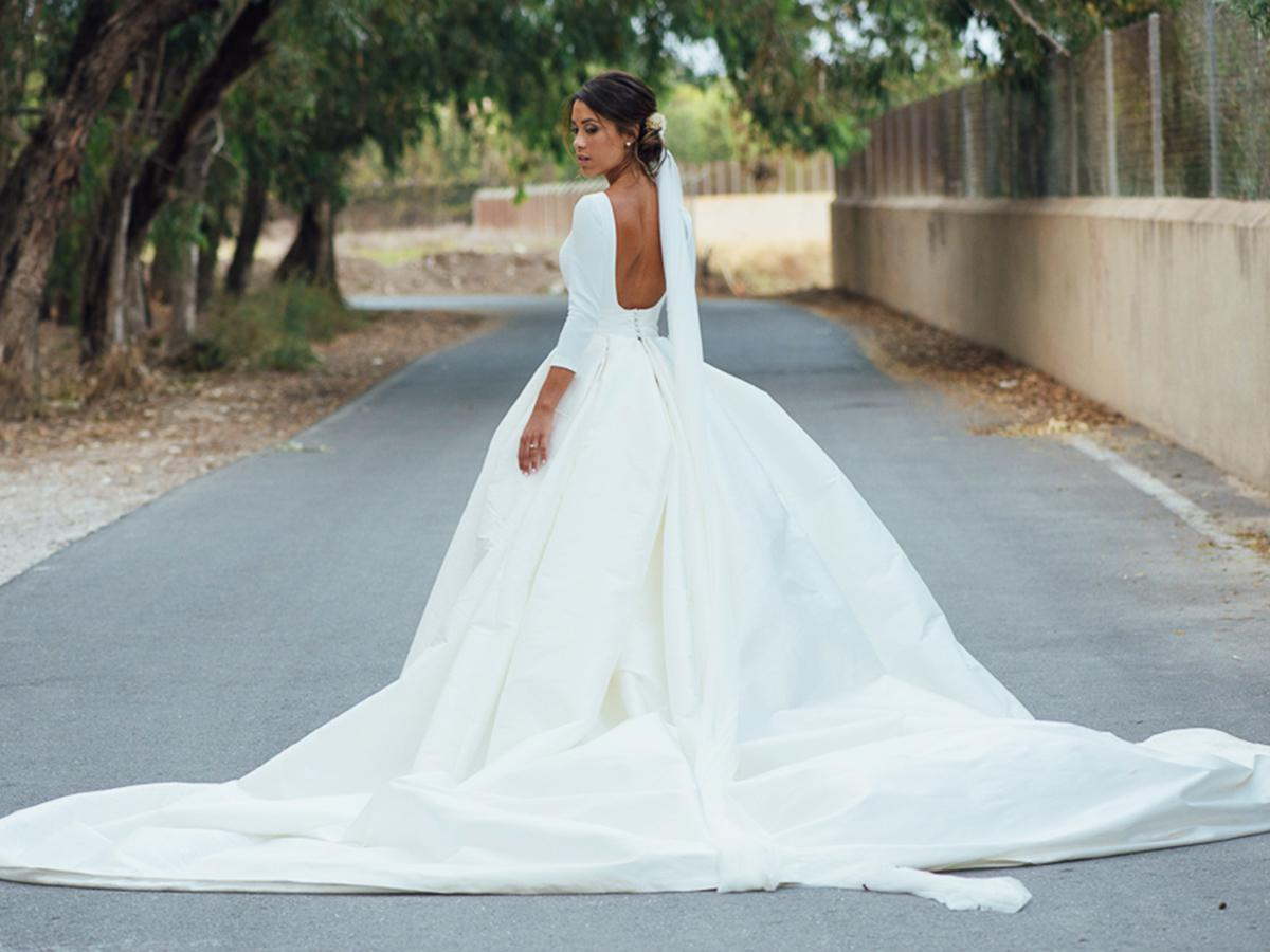 Simple Wedding Dresses: 27 Awesome Simple Wedding Dresses For Cute Brides