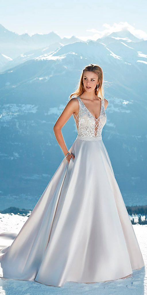 The Perfect Bridal Attire: What To Wear To A Winter Wedding