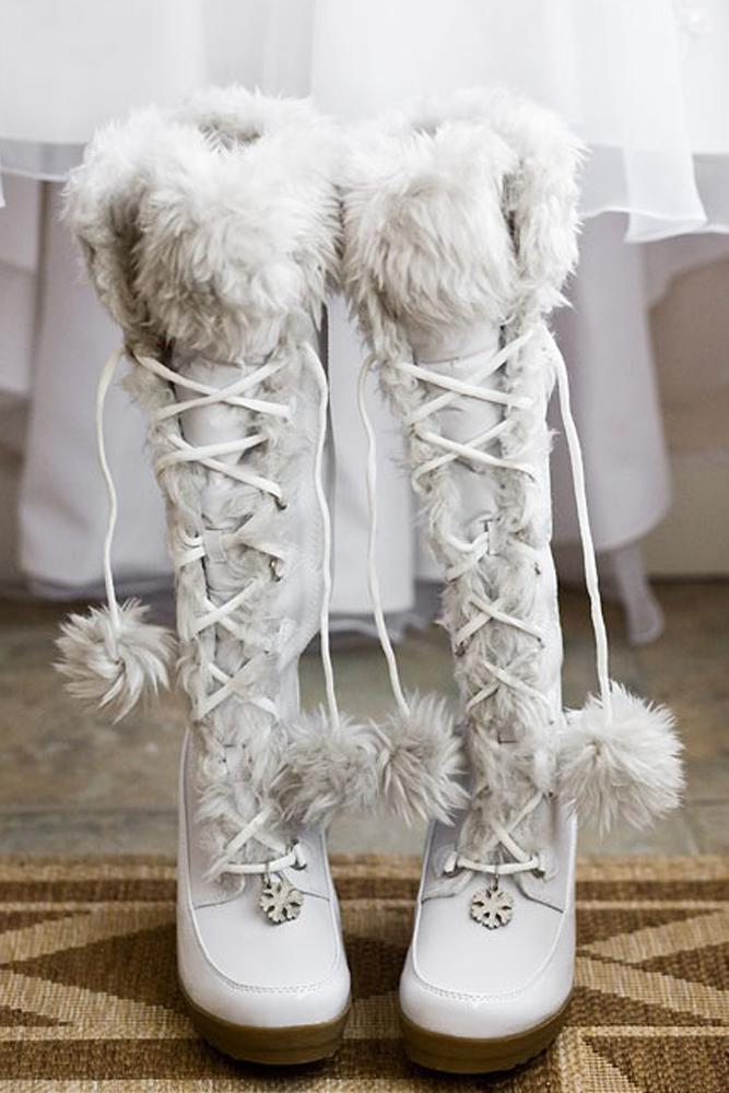 what to wear to a winter wedding winter boots charlotte geary 1