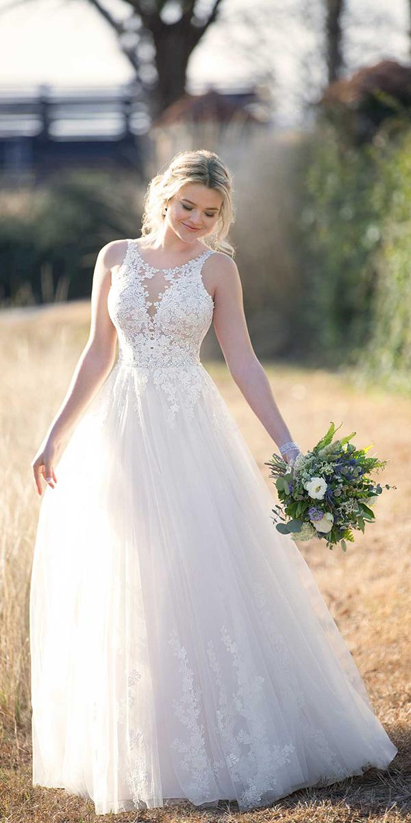 Essense Of Australia Wedding Dresses For Fall 2018   Wedding Dresses ...