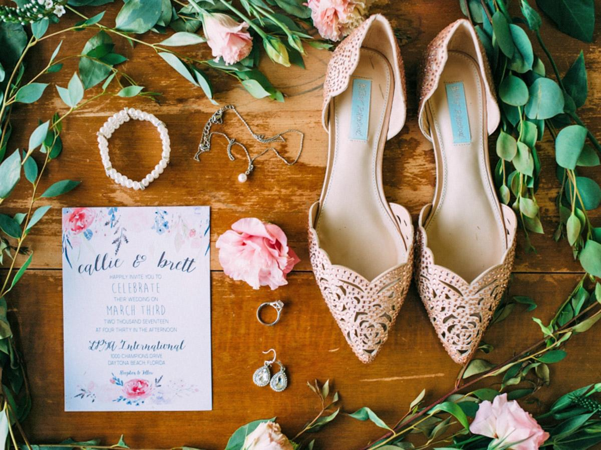 The 30 Best Affordable Bridal Heels Of 2020