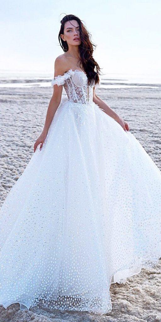 27bd214753c9a beach wedding dresses a line sweetheart off the shoulder pninatornai