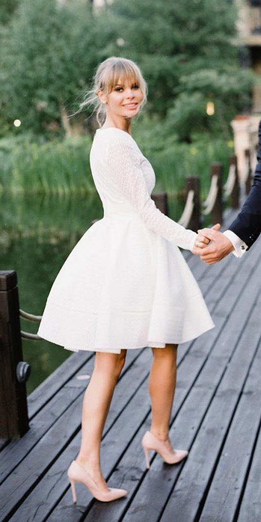 24 Hot Sexy Short Wedding Dresses | Wedding Dresses Guide
