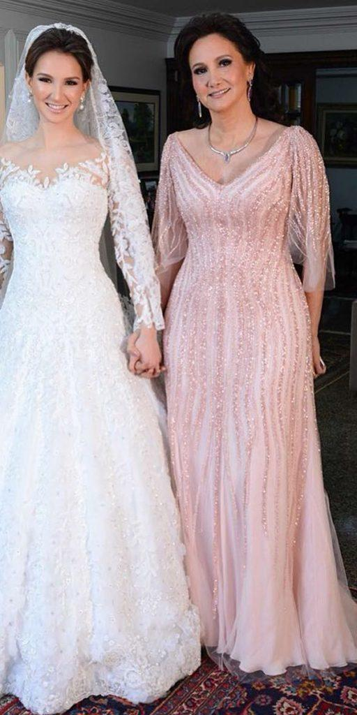 33 Long Mother Of The Bride Dresses You Are Sure To Love Wedding Dresses Guide,Wedding Guest Dresses For Chubby Ladies