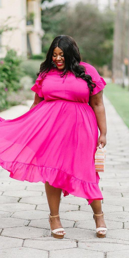 12 Plus Size Wedding Guest Dresses To Try | Wedding Dresses ...