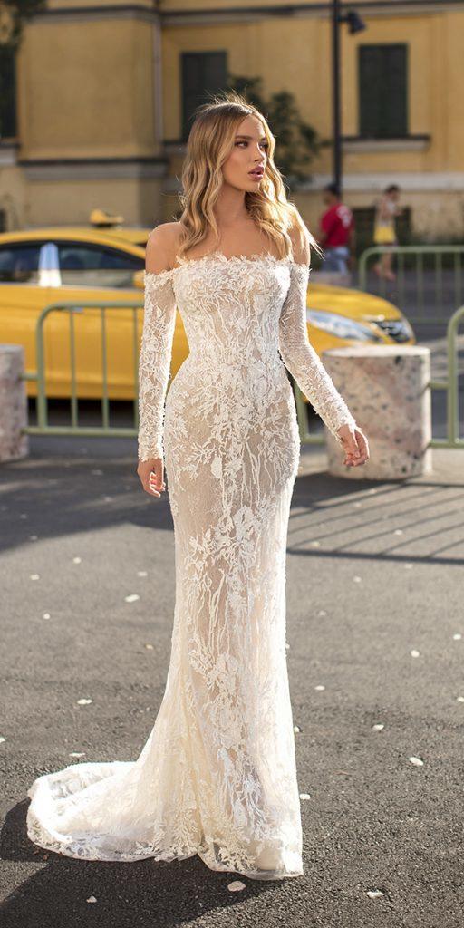 30 Stunning Long Sleeve Wedding Dresses For Brides Wedding Dresses Guide