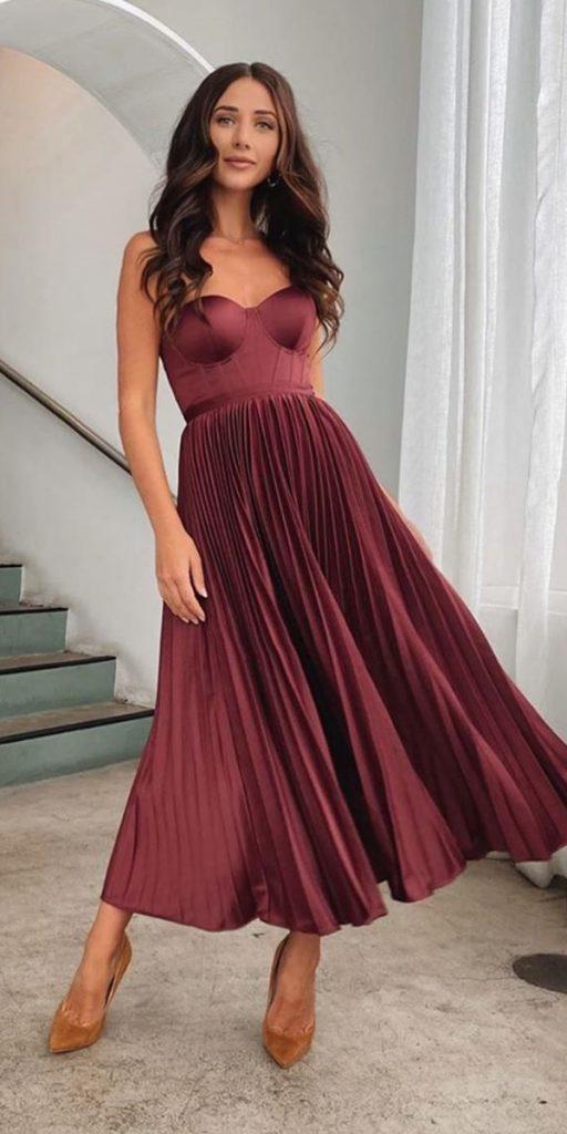 21 Gorgeous Fall Wedding Guest Dresses Wedding Dresses Guide,Maxi Dress For Wedding 2020