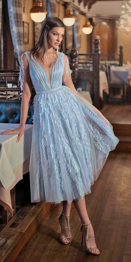 21 Gorgeous Fall Wedding Guest Dresses | Wedding Dresses Guide